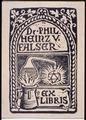 Gustavo Borzaga – Ex libris per Philipp Heinz von Falser.tiff