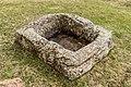 Guttaring Waitschach Friedhof Taufbecken SW-Ansicht 21032017 6814.jpg