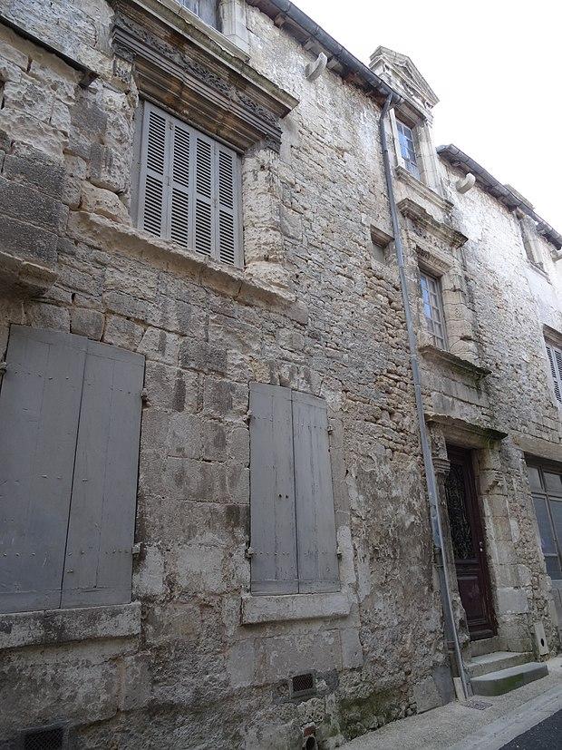 Monument historique à Niort