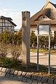 Hölzerner Grenzpfahl, Ahrenshoop (DSC04813).JPG