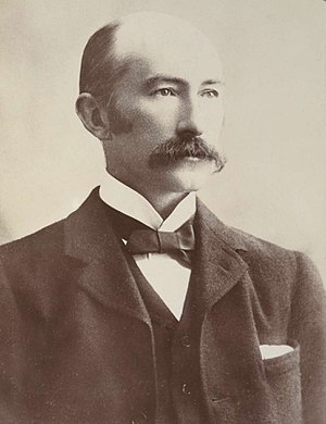 H. B. Higgins - Henry Bournes Higgin at the 1898 Australasian Federal Convention.