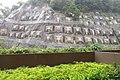 HKU 香港大學 Hong Kong University Drive rock stone wall Nov 2017 IX1 01.jpg