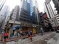 HK 上環 Sheung Wan 蘇杭街 Jervois Street Sunday morning October 2019 SS2 10.jpg
