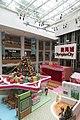 HK 奧海城 Olympian City 2 mall void courtyard Xmas Christmas tree Dec-2017 IX1 02.jpg