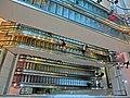 HK Central IFC mall escalators visitors May 2013.JPG