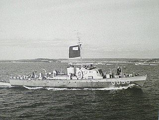 Canadian Fairmile B Type of boat built by Canadian boatbuilders during the Second World War