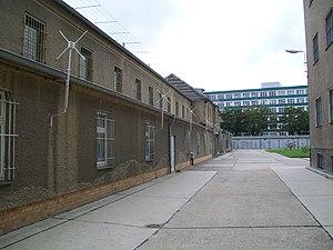 Berlin-Hohenschönhausen Memorial - Hohenschönhausen Prison Complex