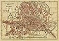 HUA-214057-Plattegrond van de stad Utrecht met weergave van het stratenplan met namen ged bebouwing wegen spoorwegen watergangen en groenvoorzieningen met aandui.jpg