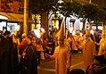 Hachoneros durante el desfile del testamento de la Sardina (Murcia).jpg