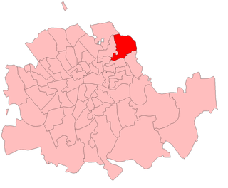 1912 Hackney South by-election