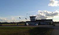 Hagfors Airport.   JPG