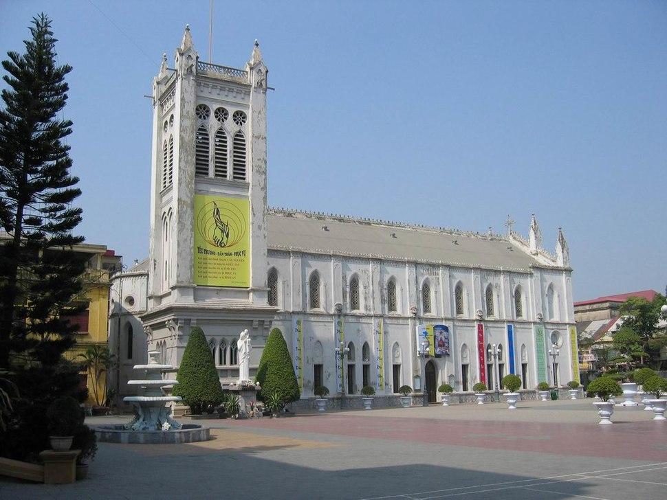 Haiphong Cathedral (2007)