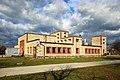 Hainburg - Betriebshafen, Werkstättengebäude.JPG