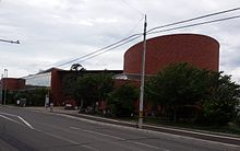 Hakodate central library.jpg