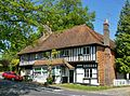 Half-timbered house, Brenchley.JPG