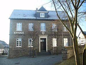 Hallenberg - Town hall