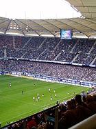 Hamburg AOL-Arena HSV-SGE
