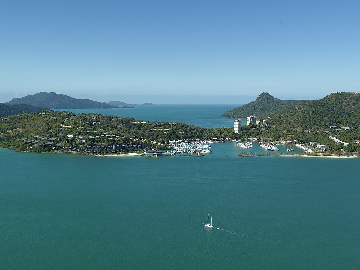 Hamilton Island Commercial Real Estate