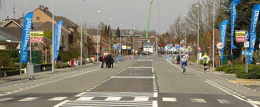 Harelbeke - E3 Harelbeke, 27 maart 2015 (E03, E3 Sprint Challenge).JPG