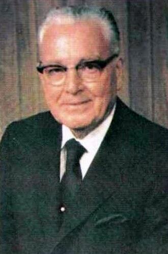 Harold B. Lee - Image: Harold B. Lee 2