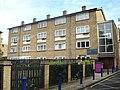 Harris House, Alfred Street, London E3 - geograph.org.uk - 1471284.jpg