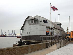 Harwich Lifeboat Station - Harwich Lifeboat Station.
