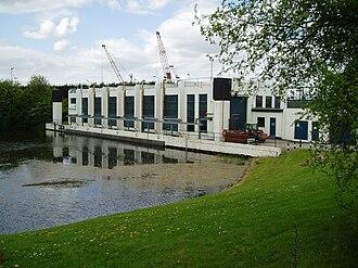 Hatfield Chase - Keadby pumping station
