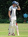Hatfield Heath CC v. Takeley CC on Hatfield Heath village green, Essex, England 48.jpg