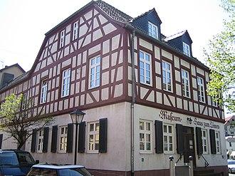 """Neu-Isenburg - """"Haus zum Löwen"""""""