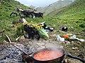 Havtash village تماته و هیلکه له کویستانی هه وتاش - panoramio.jpg
