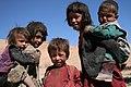 Hazara children in central Afghanistan.jpg