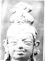 Head of Bodhisattva, Bronze, from Nalanda, Bihar, dating from 10th century A.D.jpg
