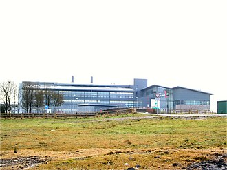 Health and Safety Laboratory - Building completed in 2005
