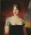 Hedvig Elisabet Charlotta, 1759-1818, drottning av Sverige, prinsessa av Holstein-Gottorp - Nationalmuseum - 15312.tif