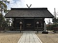 Heiden of Daikai Shrine in Sumiyoshi Grand Shrine.jpg