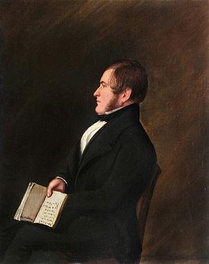Henry Dundas Trotter - Henry Dundas Trotter, portrait around 1833