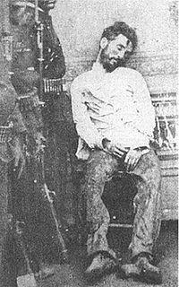 Heraclio Bernal Mexican bandit