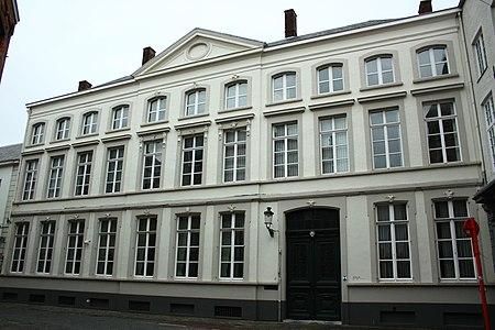 Herenwoning, Hof de Gros - Sint-Jakobsstraat 68 - Brugge - 29687.JPG