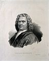 Hermann Boerhaave. Lithograph by G. Vigneron. Wellcome V0000625.jpg