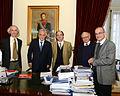 Hermanos Mosciatti con Sebastián Piñera.jpg