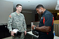 Herschel Walker at Camp Withycombe, 2012 028 (8454301733) (6).jpg