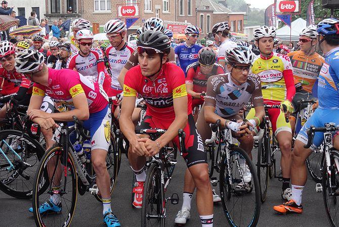 Herve - Tour de Wallonie, étape 4, 29 juillet 2014, départ (D23).JPG