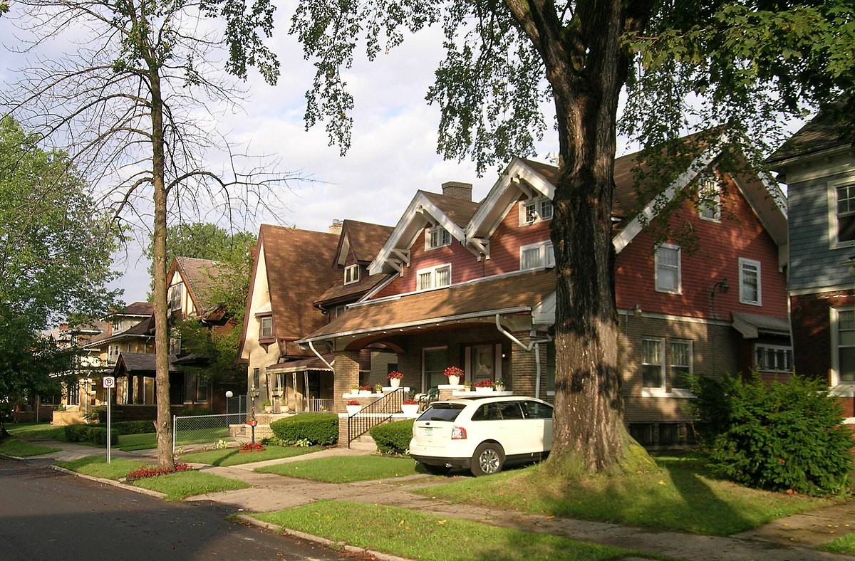 Highland Heights–Stevens\' Subdivision Historic District - Wikipedia
