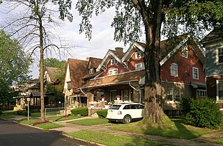 Highland Heights–Stevens Subdivision Historic District human settlement in Detroit, Michigan, United States of America