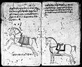 Hindi Manuscript 191, fols. 21 verso, 22 rec Wellcome L0024214.jpg