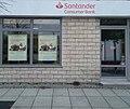 Hiszpański Santander Consumer Bank w 60-tysięcznym Tomaszowie Mazowieckim w województwie łódzkim.jpg
