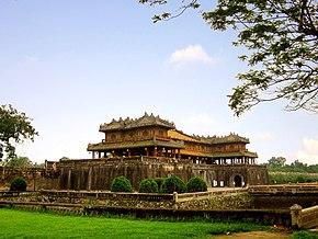 картинка фотография курорта Хюэ во Вьетнаме