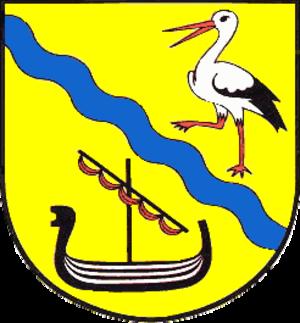 Hollingstedt - Image: Hollingstedt(treene) wappen