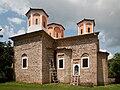 Holy Trinity Katholikon - Etropole Monastery - 2.jpg