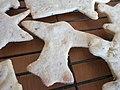 Homemade lemon balm cookies (9586500040).jpg